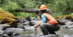 outdoor recreation career field