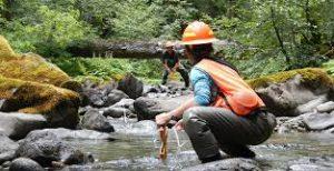 outdoor recreation career field